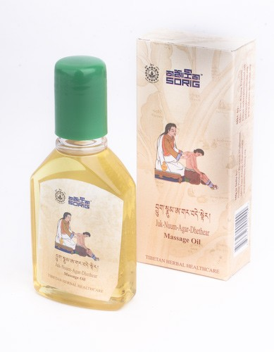 Sorig Massage Öl