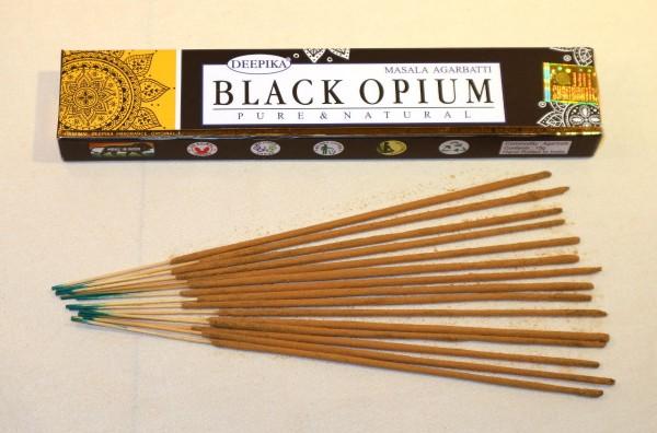 Black Opium Räucherstäbchen