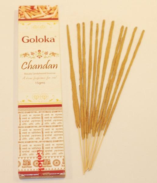 Chandan Goloka - Sandelholz