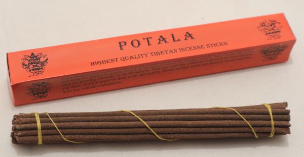 Potala - Tibetische Räucherstäbchen