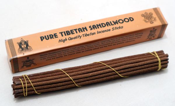 Tibetan Sandalwood - Räucherstäbchen