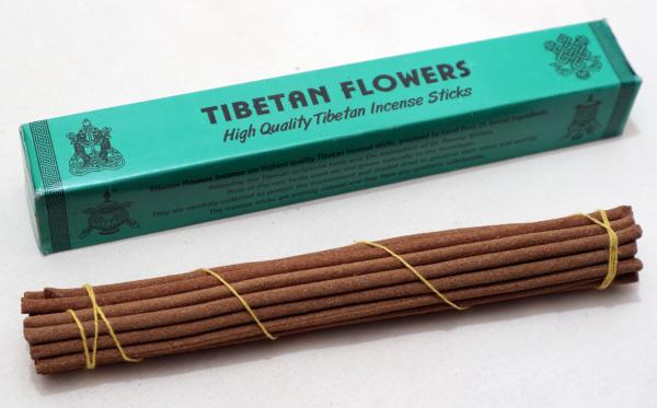 Tibetan Flowers - Räucherstäbchen