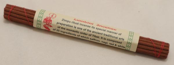 Lumbini Incense - Tibetische Räucherstäbchen