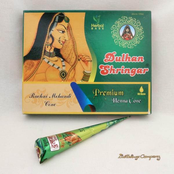 Henna Paste rotbraun - für natürliche Körpertatoos