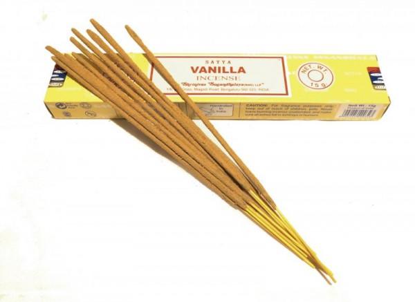 Satya Vanilla Incense