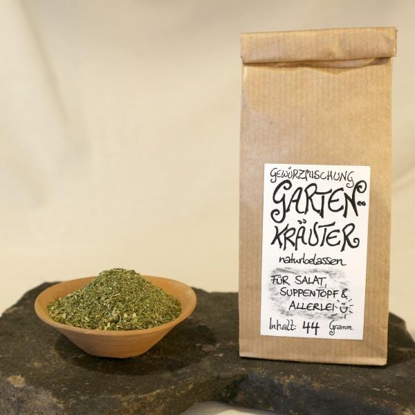 Gartenkräuter - würzige Gartenmischung