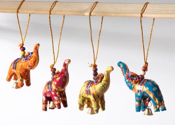 Elefantenanhänger Dekoration
